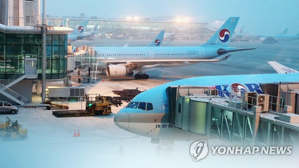 统计:仁川机场第二航站楼旅客吞吐量超900万