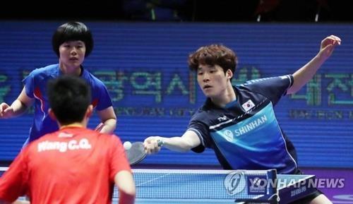 韩国女乒教练:朝鲜车孝芯实力出众