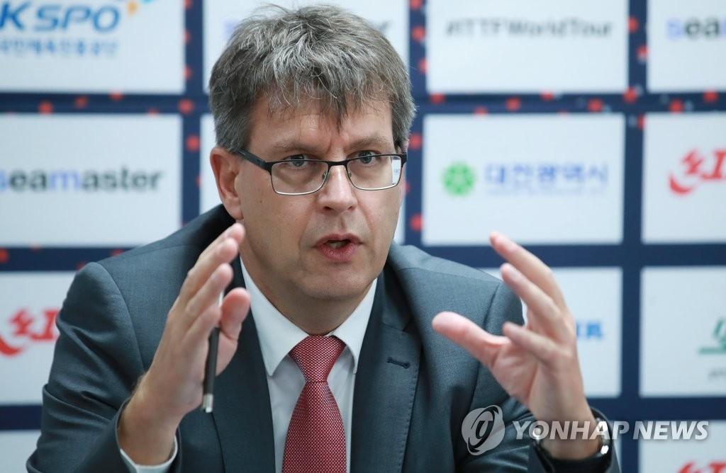 国际乒联拟推进韩朝联队参加2020年国际赛事
