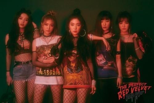 Red Velvet(SM娱乐提供)
