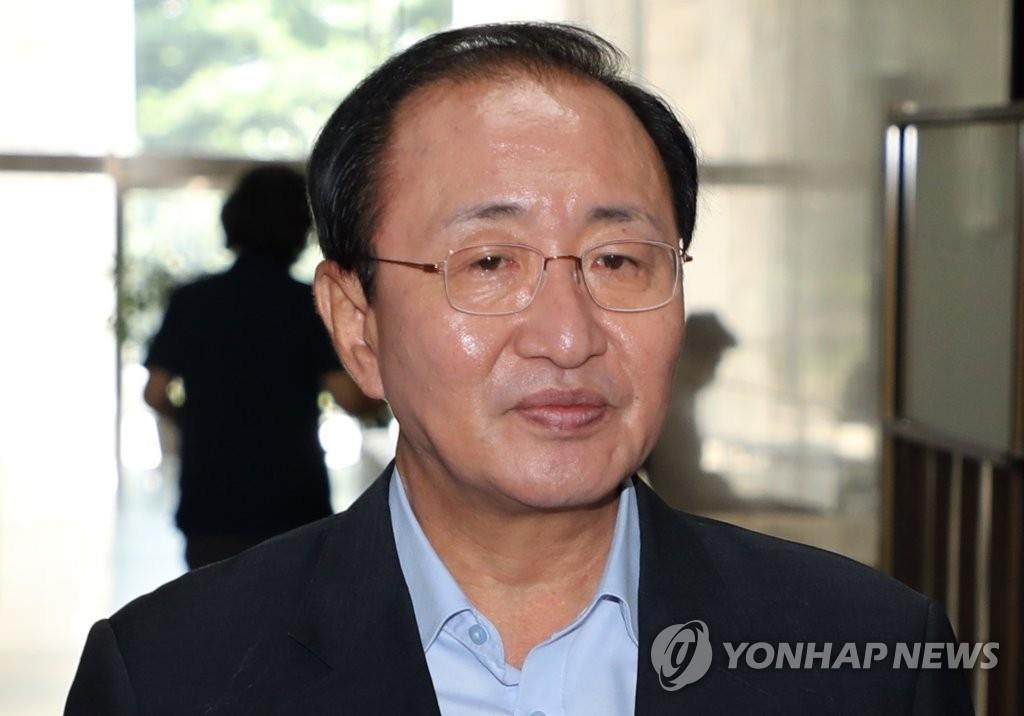 详讯:韩在野党正义党党鞭鲁会灿跳楼身亡
