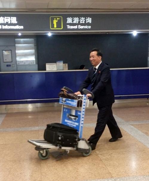 消息:朝鲜高官访华或讨论双边经济合作