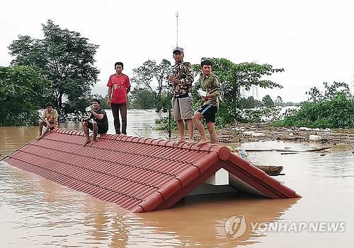 韩外交部:老挝塌坝事故尚无侨民受灾