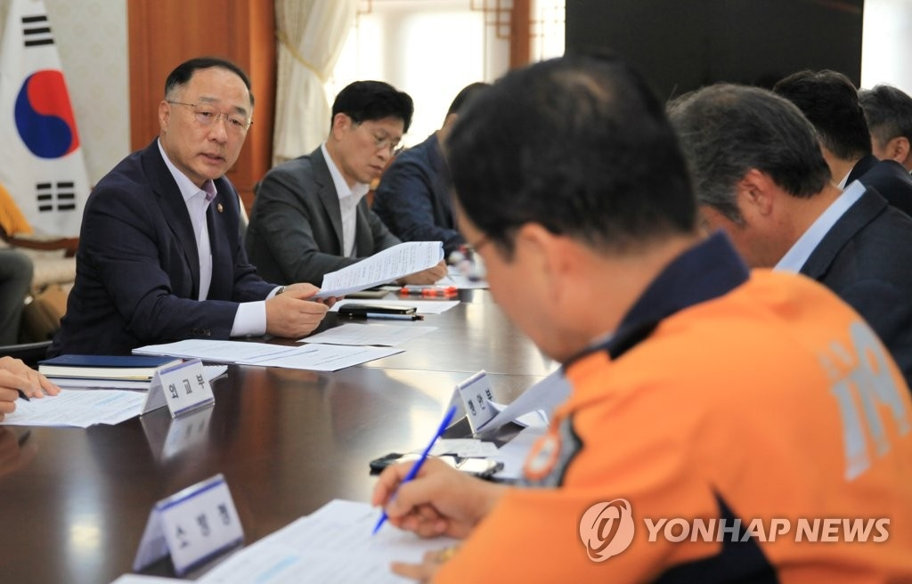韩泰等国着手援助老挝塌坝灾区