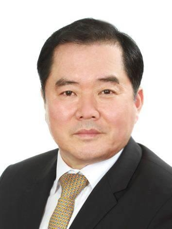 资料图片:起亚汽车集团副社长陈炳振(韩联社)