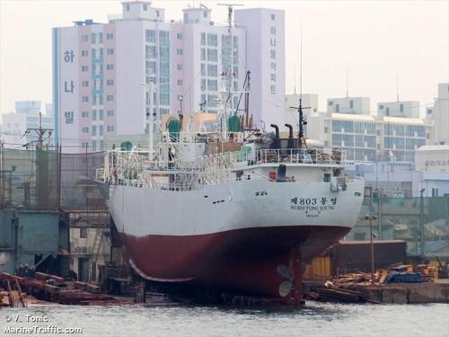 详讯:两艘韩国渔船在日本海域相撞 3人失踪