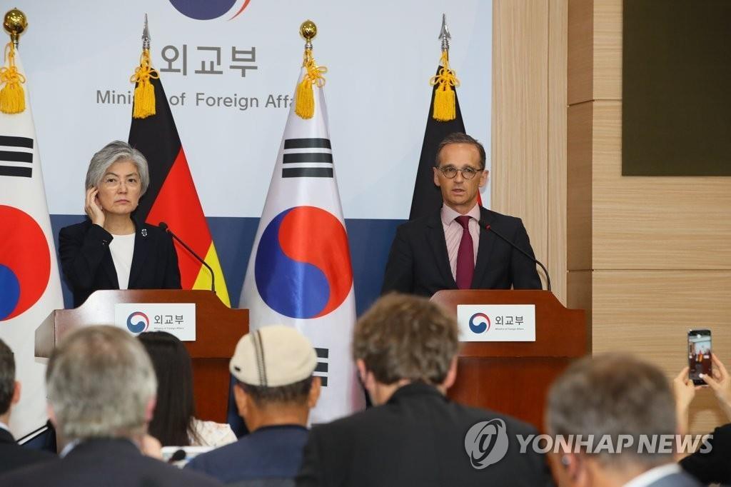 韩德外长:朝鲜放弃核导须验证