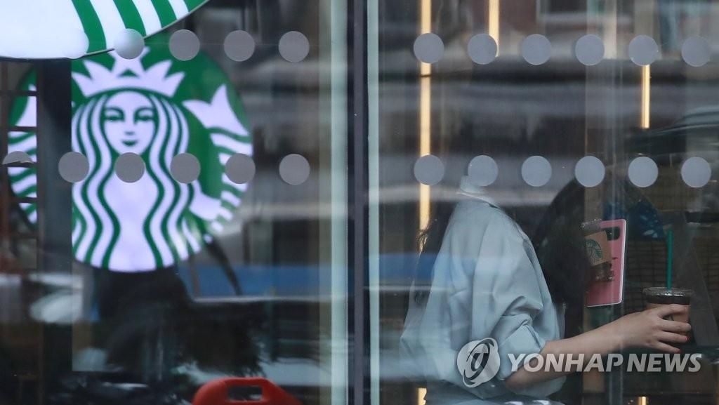 调查:韩多数咖啡店快餐店尚不提倡自带杯子 - 3