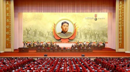 朝鲜举行第5次老兵大会