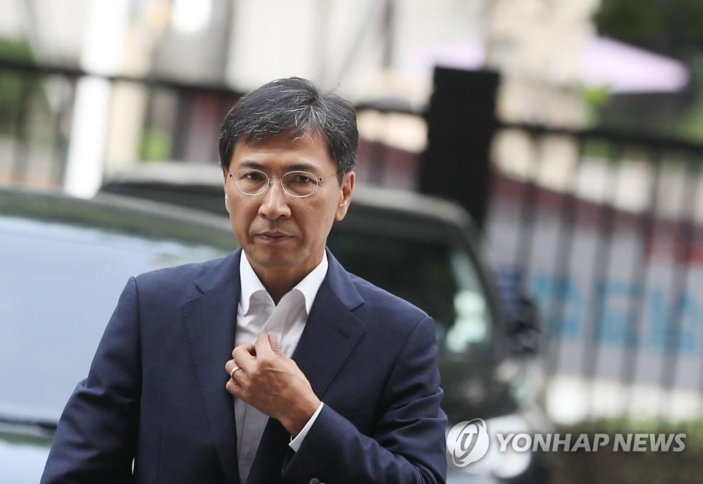 韩前忠清南道知事安熙正被求刑4年