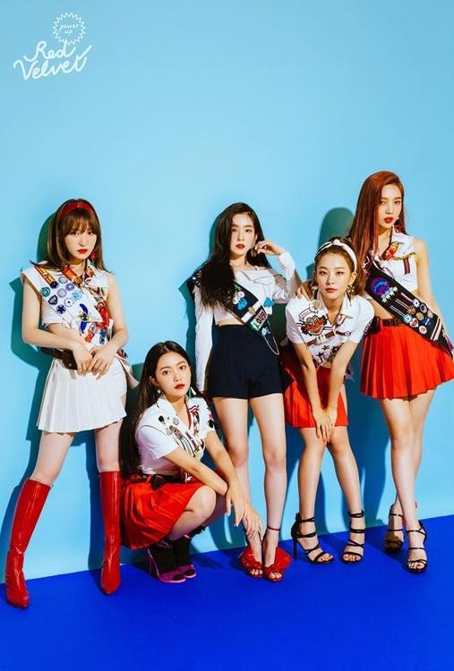 Red Velvet新辑预告照(SM娱乐提供)