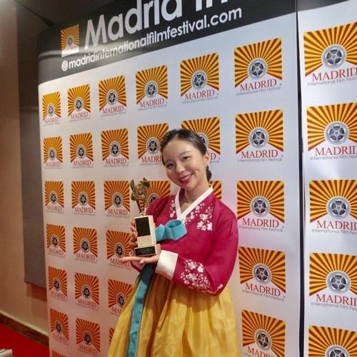 赵熙恩获马德里影展外语片最佳女主角奖