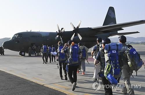 韩政府将考虑援助老挝溃坝灾区重建