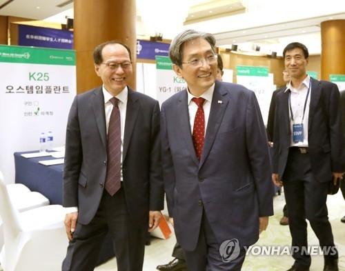 韩驻华大使:将与中方保持密切沟通