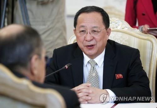 消息:朝鲜外相将赴新加坡出席东盟地区论坛