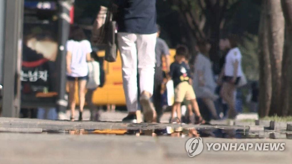 韩国全年中暑就医人数或超2万