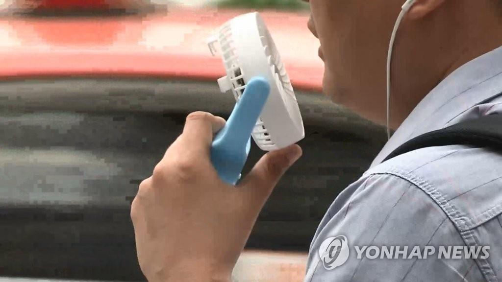 韩国全年中暑就医人数或超2万 - 2