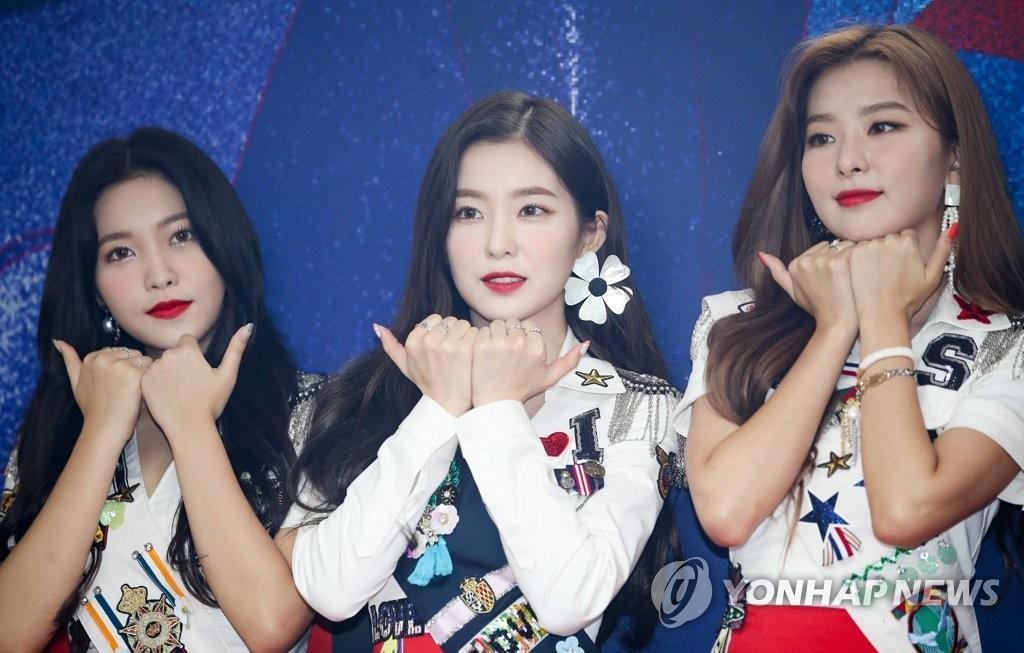 Red Velvet推新辑:主打曲《Power Up》充满正能量