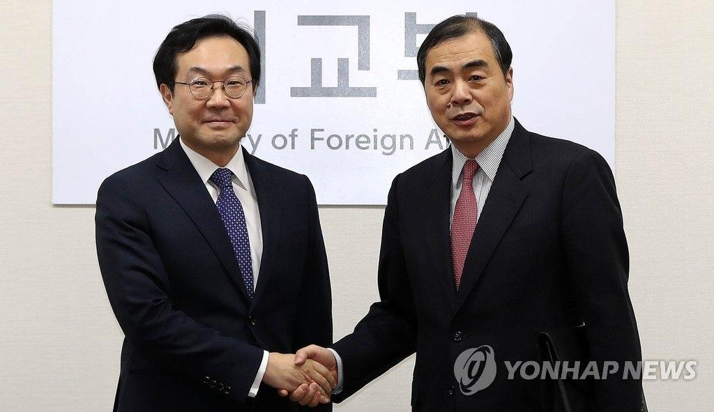 朝核六方会谈韩中团长今在京会晤