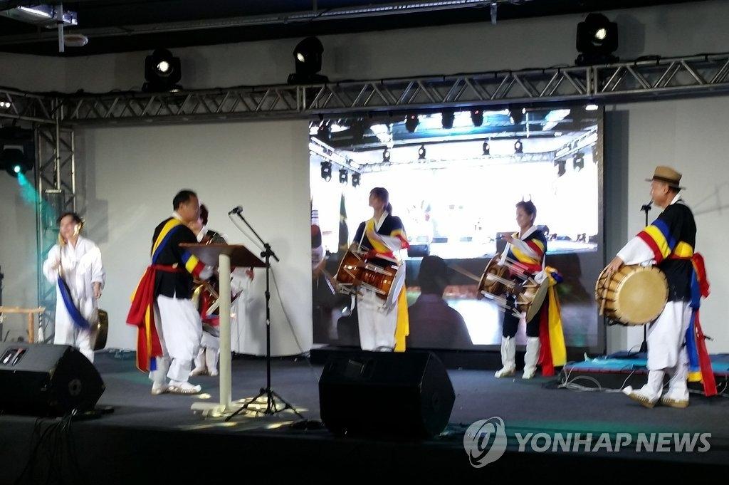 韩国艺术团将赴华推广传统文化