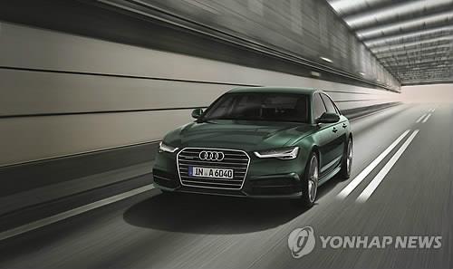 韩国7月最畅销进口车为奥迪A6