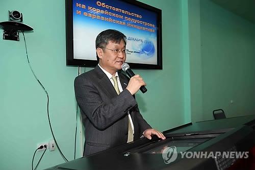 韩外长特使将被派往利比亚解决公民被绑事件