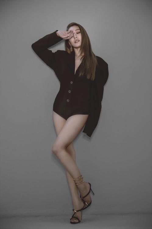 Tiffany新辑照(韩联社/环球唱片提供)