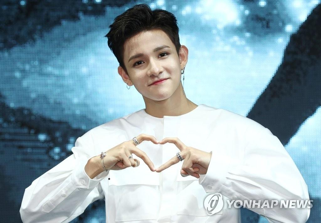 歌手Samuel(韩联社)
