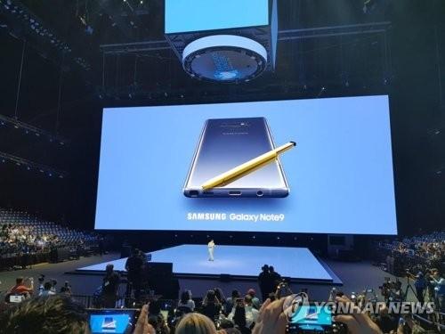 详讯:三星Galaxy Note9重磅面世 系列产品齐亮相