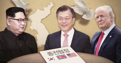 韩朝首脑平壤会谈有望化解无核化僵局
