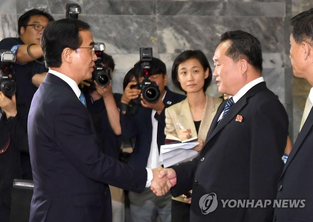 韩统一部长官:将与朝协商敲定文金会具体日期
