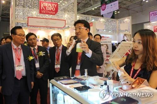 2018韩国美博会登陆香港