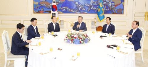 文在寅呼吁国会批准韩朝《板门店宣言》
