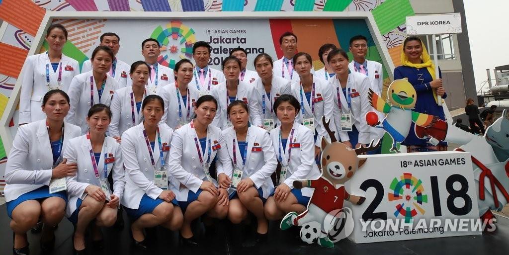 朝鲜体育省副相:韩朝应组建更多联队