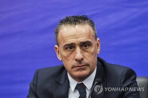 韩足新帅内定保罗·本托 重庆经验加分