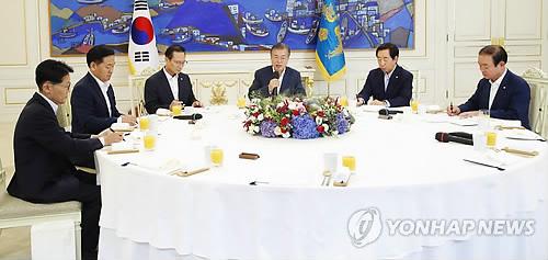 详讯:文在寅呼吁国会批准韩朝《板门店宣言》
