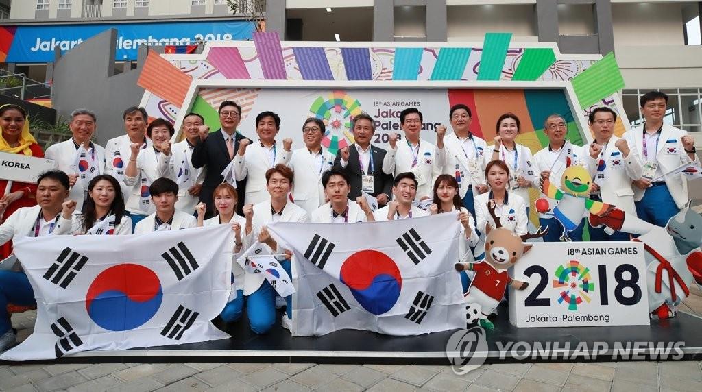 韩朝讨论组建更多联队参加国际赛事