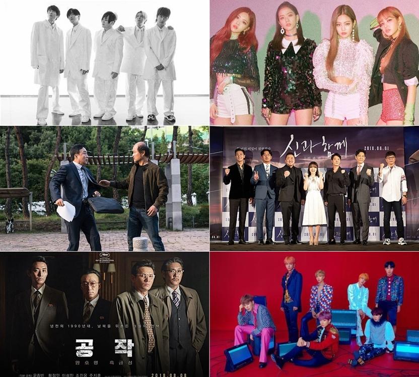 一周韩娱:H.O.T.久违开唱 BTS再获美金唱片认证