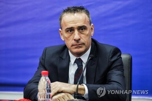 前重庆主帅本托将任韩国男足主教练