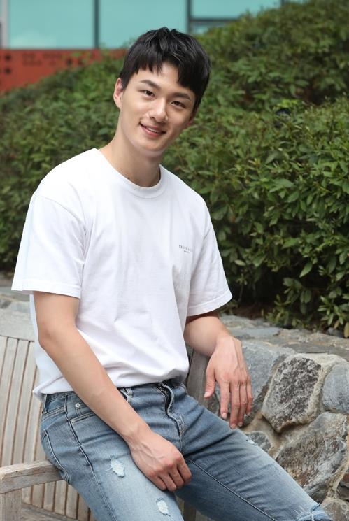 演员申承浩(韩联社)