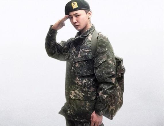 BIGBANG成员G-DRAGON(官网脸谱)