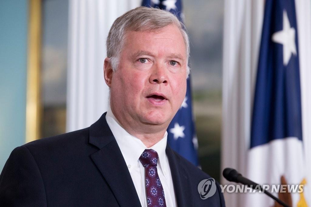 韩外交部欢迎比根出任美国对朝特别代表