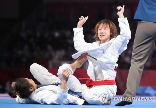 雅加达亚运第8天 韩国添2金韩朝联队获铜牌
