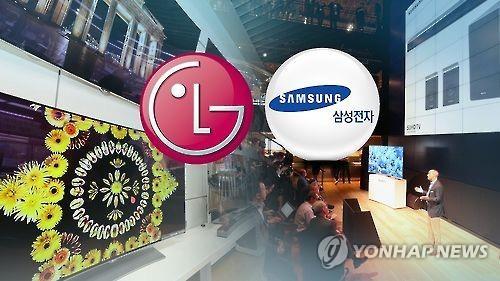 三星LG全球电视机市场份额之和逼近50%