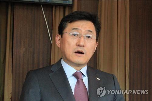 韩外长助理会老挝外长称积极支持溃坝重建