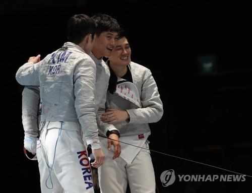 亚运总结:韩射箭跆拳歉收 击剑单车仍强势