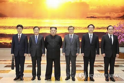 简讯:韩政府公布9月访朝特使团名单