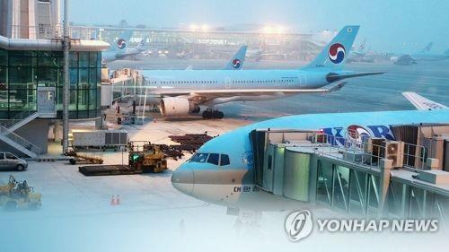 统计:仁川机场外国人入境增速创历年之最