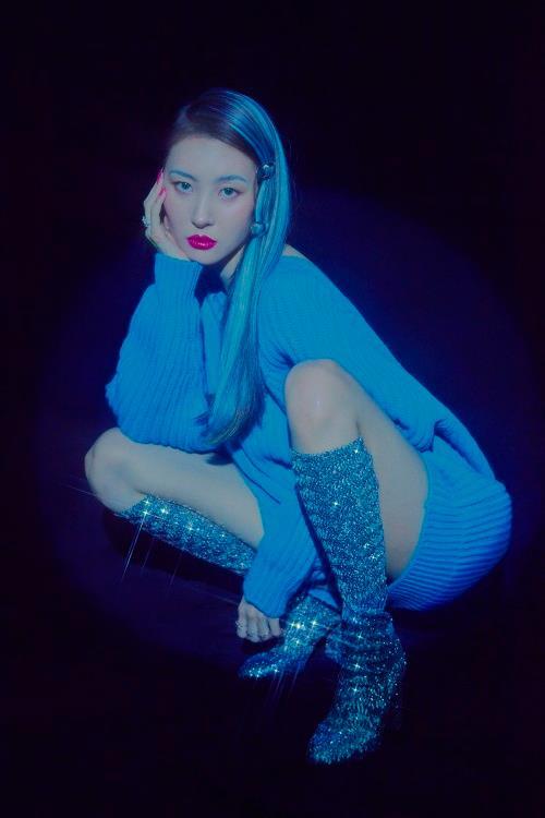 宣美新歌《Siren》横扫韩主流音源榜