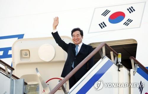 韩总理下周赴俄出席东方经济论坛并拜会普京